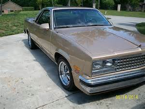 1987 chevrolet el camino for sale maryville tennessee