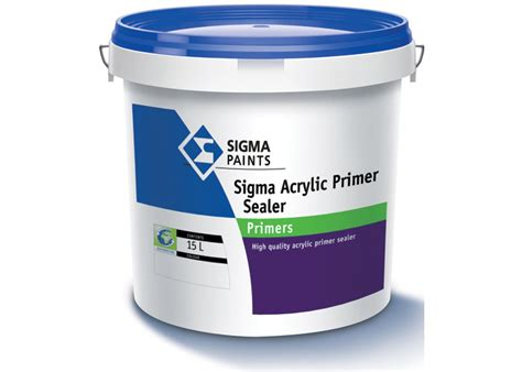 acrylic paint sealer sigma acrylic primer sealer sigma paints s a ltd