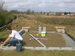 construction de mon abri de jardin 187 pose de la premi 232 re