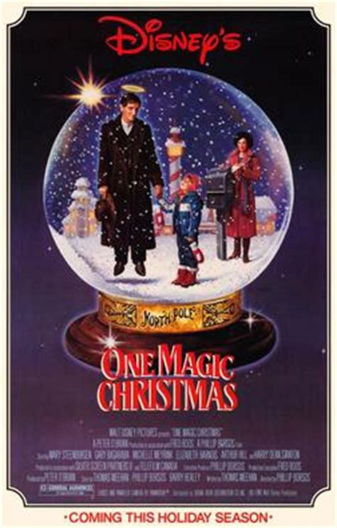 one magic christmas wikipedia