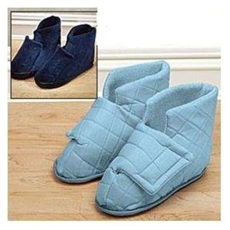adjustable health slippers wide adjustable slippers soft cushiony