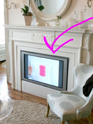 tv in front of fireplace ask the decorologist where to put the tv the decorologist
