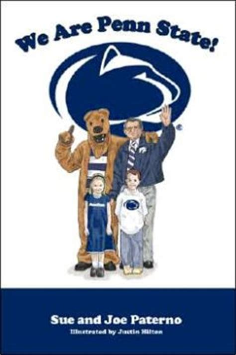 Penn State Barnes And Noble We Are Penn State By Justin Hilton 9781932888492