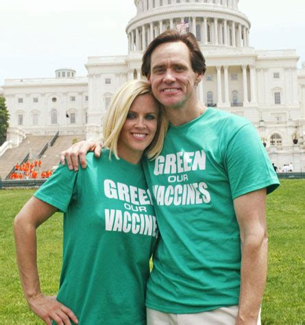 Jim Carrey And Mccarthy You Theyre Totally Doing Each Others Hair by Chatter Busy Mccarthy Quotes