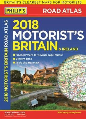 Check Waterstones Gift Card Balance - philip s 2018 motorist s road atlas britain and ireland a3 waterstones