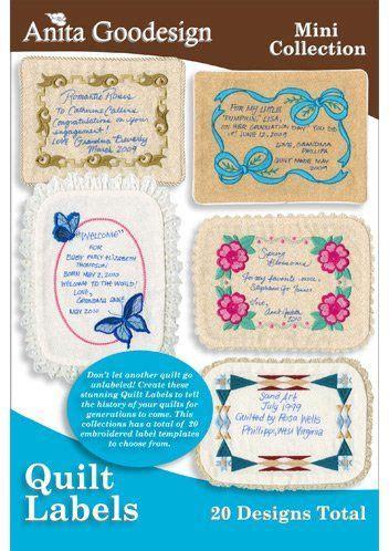 design a quilt label pin by sharon morris on quilt labels pinterest