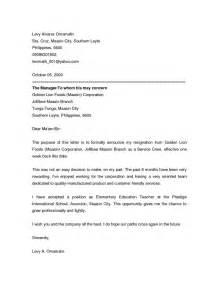 1000 ideas about resignation letter on pinterest sample