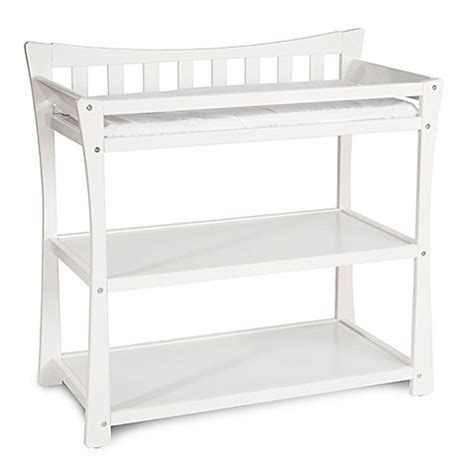 child craft changing table child craft parisian changing table in matte white