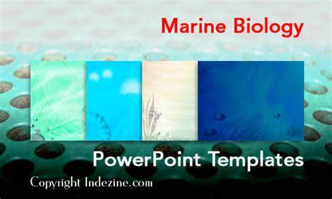 Marine Biology Powerpoint Templates Marine Biology Powerpoint