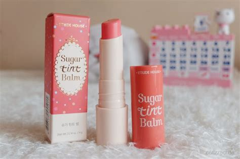 Harga Etude House Sugar Tint Balm etude house sugar tint balm review carizza chua