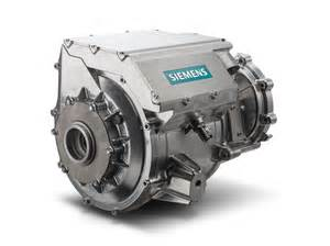 Electric Car Motor Siemens Integrates Electric Car Motor Inverter Into Single