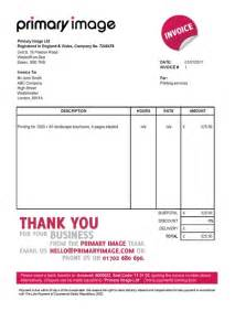 Business Letterhead Requirements Uk Requirements For Your Invoice Design Primary Image
