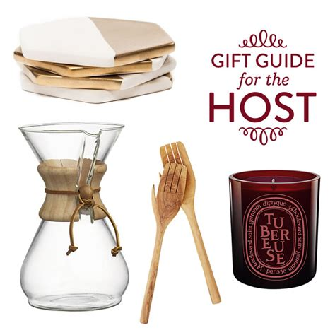 gifts for the host gift guide for the host barone