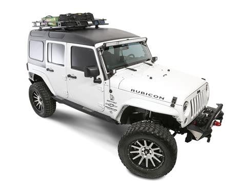 Jeep Wrangler Roof Racks For Hardtops by Smittybilt 40504 Defender One Roof Rack For