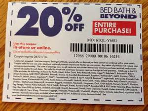 bed bath beyond 20 entire purchase ships fast