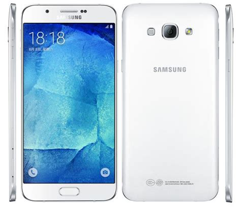 Samsung A7 Di Hongkong samsung galaxy a8 with 5 9mm slim metal unibody design fingerprint sensor official