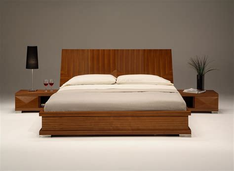 wood bed design 6 inspirational modern bedroom design ideas