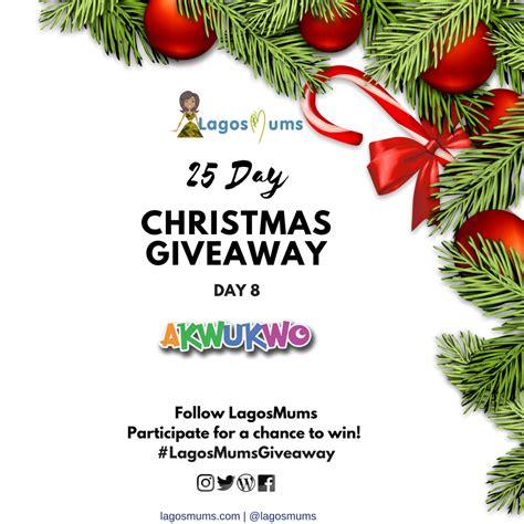 Oprah Winfrey Christmas Giveaway 2017 - 25 day christmas giveaway 2017 lagosmums