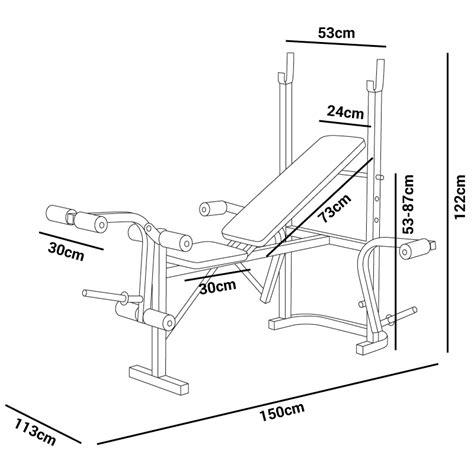 Banc De Musculation Jambes by Banc De Musculation Fitness Formation Jambes Et Bras
