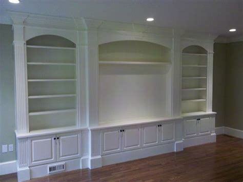 Built In Tv Bookcase 17 Best Ideas About Custom Entertainment Center On