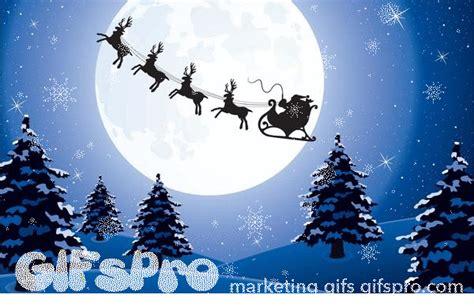 christmas gifs  vector holiday background  santa gifspro