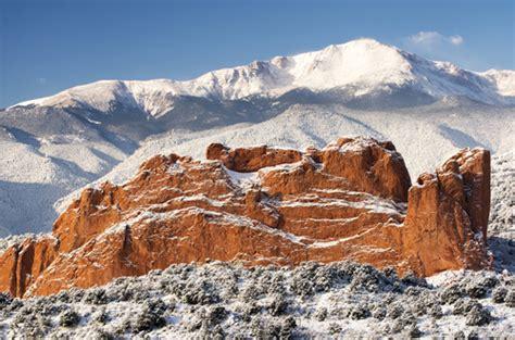 colorado  nature  deep history  pikes peak