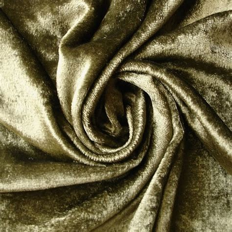 curtain velvet fabric olive green velvet fabric yardage fabric curtain fabric