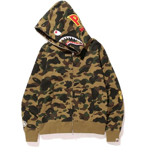 Bape Shark Camo bape shark hoodie www imgkid the image kid has it