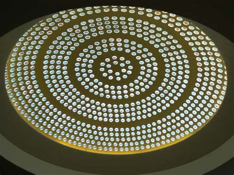 Glass Dome Ceiling by Eltham Palace Enrance Glass Dome Ceiling