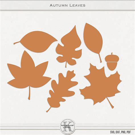 leaf pattern dxf autumn leaves svg dxf png