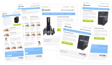 Email Advertising Templates by Dissecting The Anatomy Of A Five Email 5 Free