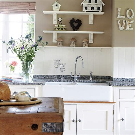 country kitchen sink ideas practical butler sink country kitchen design ideas decorating housetohome co uk