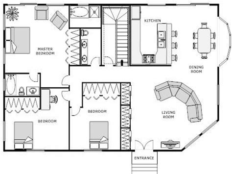 floor plan of a house design house floor plan blueprint simple small house floor plans