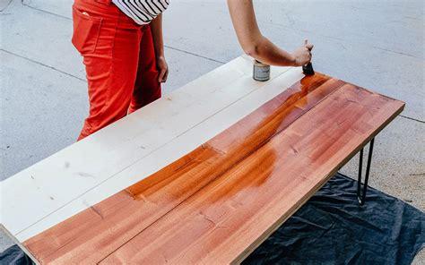 hairpin leg coffee table diy diy hairpin leg coffee table