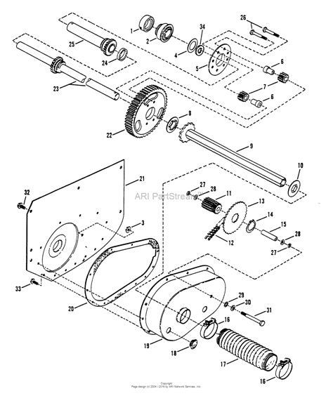 Mba Rear End by Snapper Lawn Mower Parts Diagram 28 Images Lawn Mower
