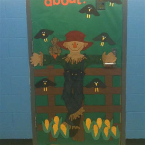 fall door decoration school ideas - Fall School Door Decorating Ideas