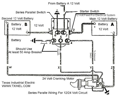 24v starter wiring diagram solenoid switch wiring diagram
