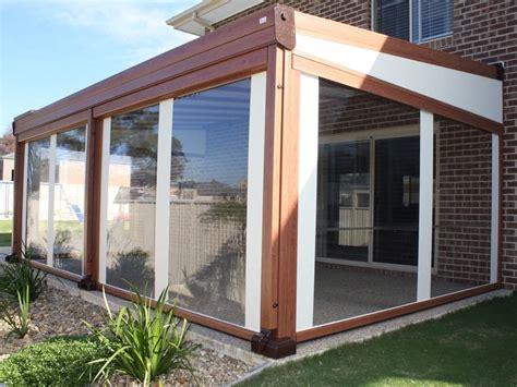 porches cerrados de aluminio porches cerrados de aluminio de terraza with