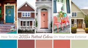 color trends how to use 2015 hottest colors on your home
