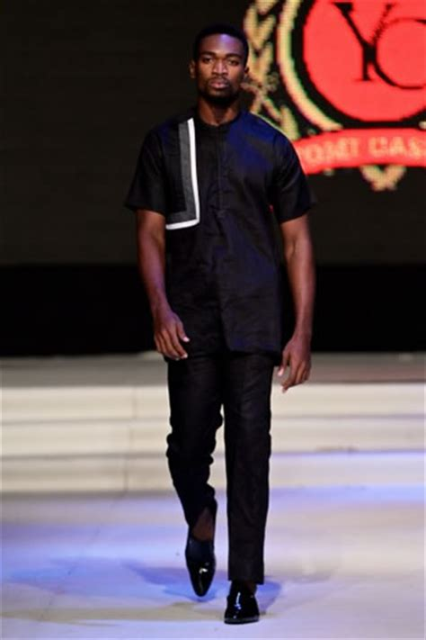 yomi casual traditional styles 2014 port harcourt international fashion week native