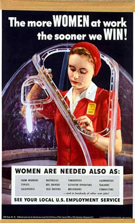 newspapers women   home front  world war ii