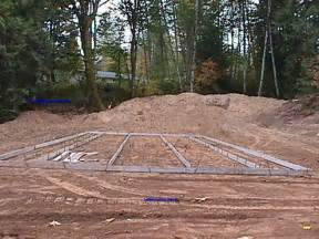foundation for homes concrete foundation manufactured home owner