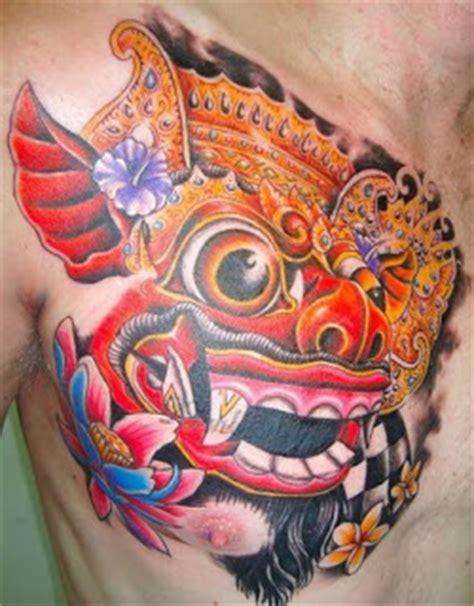 tato bali di punggung 12 motif tato bali keren bagus terbaru tato tribal 3d