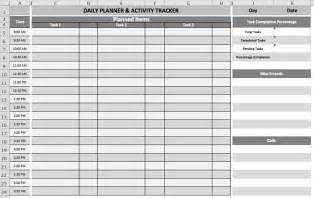 daily planner templates daily planner template beepmunk