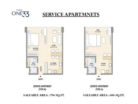 Retail Apartment Plans Paras One33 Noida Retail Shops And Service Apartments