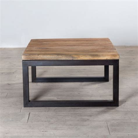 Square Wood And Metal Coffee Table Best 20 Square Coffee Tables Ideas On Pinterest Build A Coffee Table Large Square Coffee