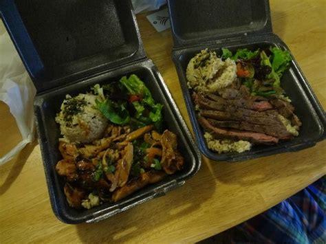 チキンプレート picture of food pantry honolulu tripadvisor