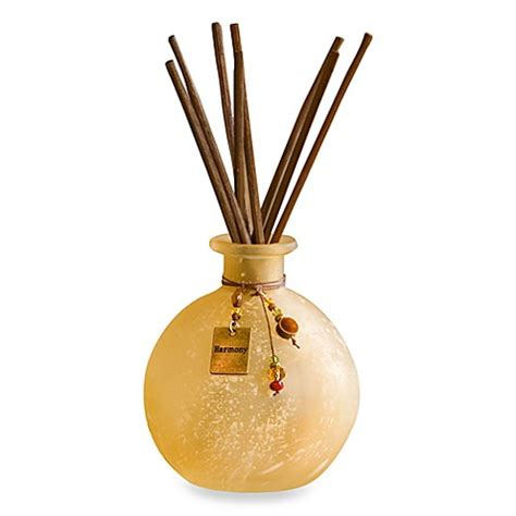 bathroom scent diffuser buy san miguel harmony tierra reed fragrance diffuser from bed bath beyond