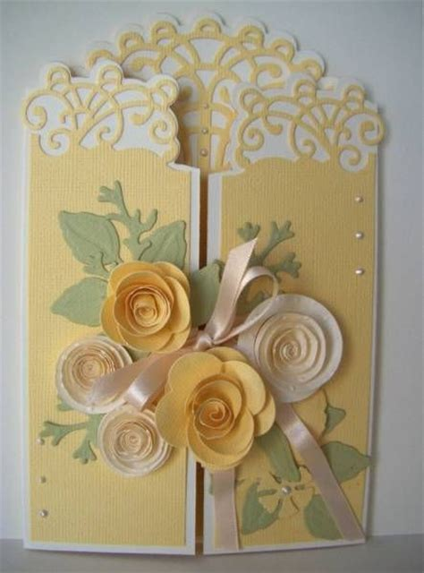 Butter Paper Craft - butter and by paper cards and paper