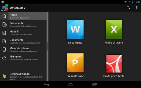 android office office suite pro 7 per android resetweb
